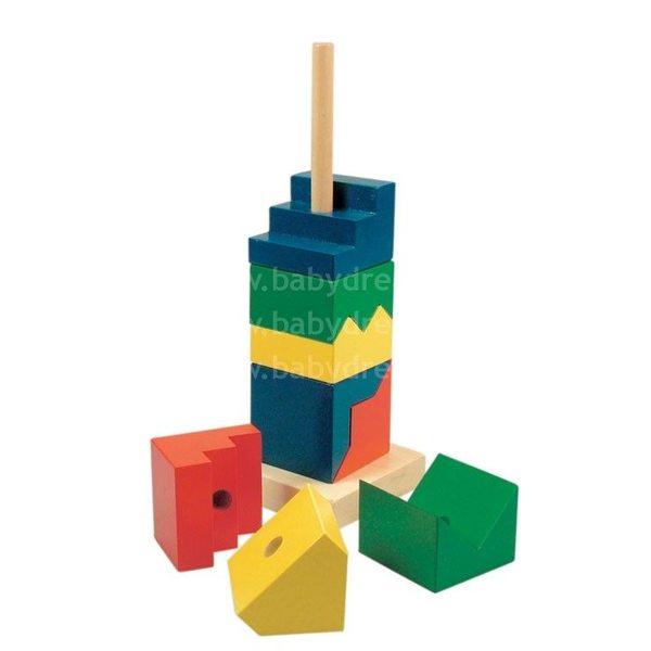 Bino Stacking Tower Puzzle, 81035