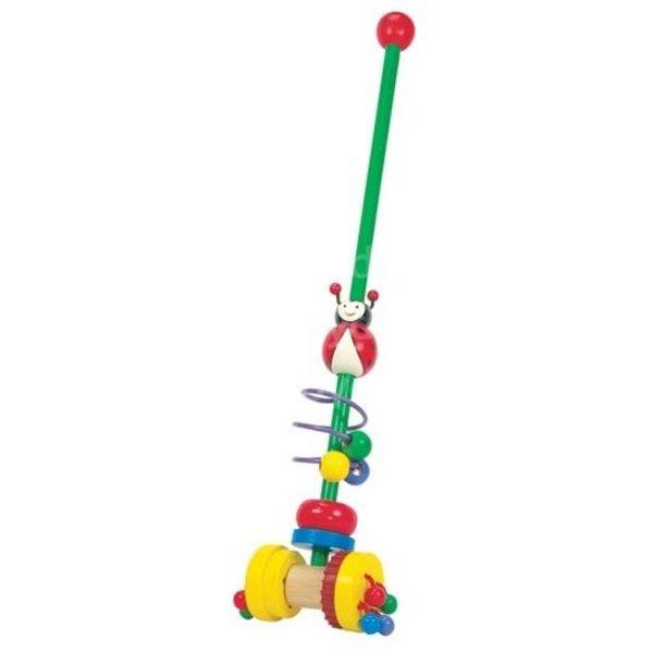Bino Stumjamā rotaļlieta Ladybird, 81666