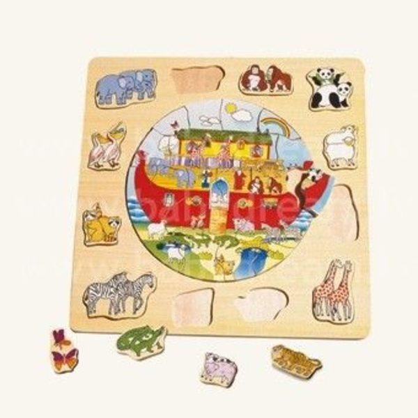 Bino Puzzle Noahs Ark, 88033