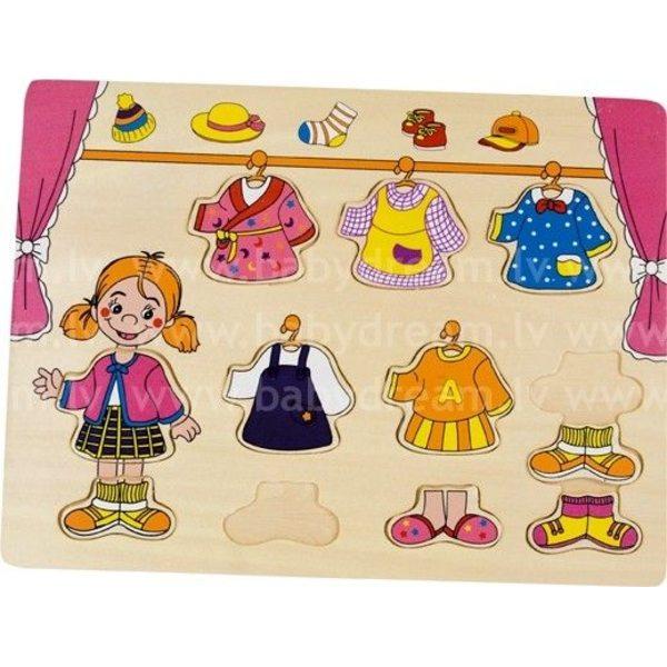 Bino Puzzle Wardrobe, 88110