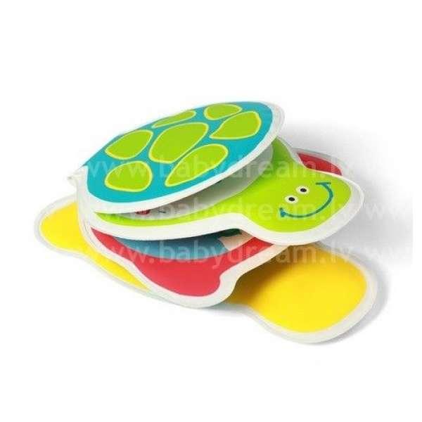 """BabyOno Grāmatiņa ar pīkstuli """"Bruņurupucis"""", 892"""