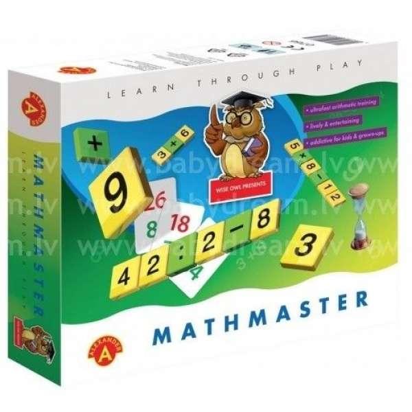 Alexander Galda spēle Matemātikas guru