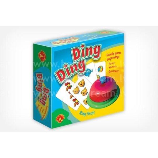 Alexander Galda spēle Ding Ding