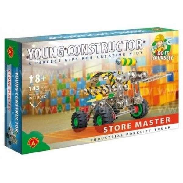 Alexander Metāla konstruktors Store Master