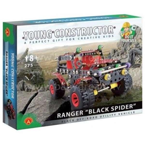 Alexander Metāla konstruktors Ranger Black