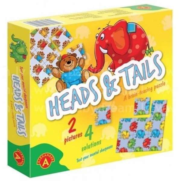 Alexander Galda spēle Heads & Tails