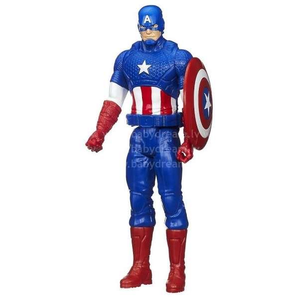 Avengers Titan Hero figūra Captain America, B0434