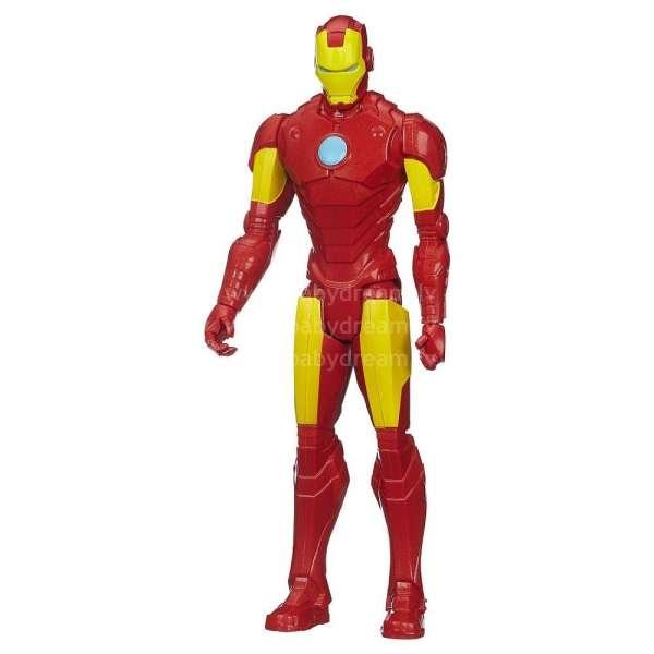 Avengers Titan Hero figūra Iron Man, B0434