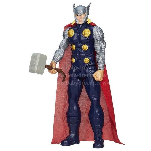 Avengers Titan Hero figūra Thor, B0434