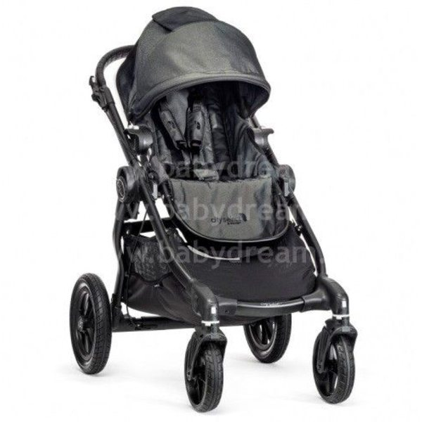 Baby Jogger City Select Charcoal Bērnu rati