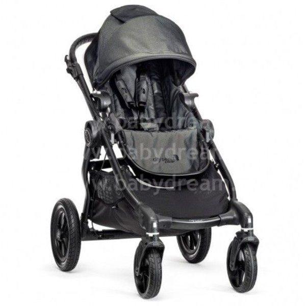 Baby Jogger City Select Charcoal Bērnu rati