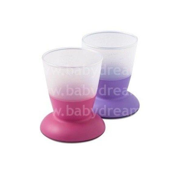 BabyBjorn Bērnu krūzes Baby Cup Pink/Purple 072107