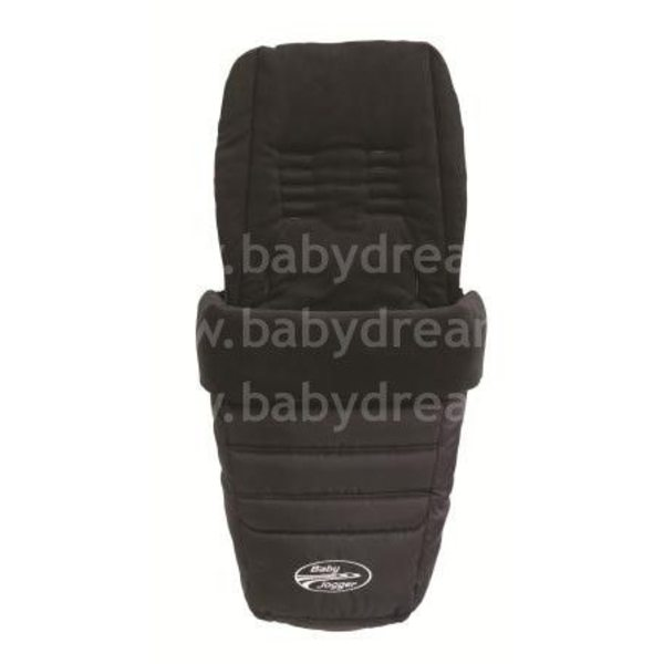 Baby Jogger Black Kaju pārvalks