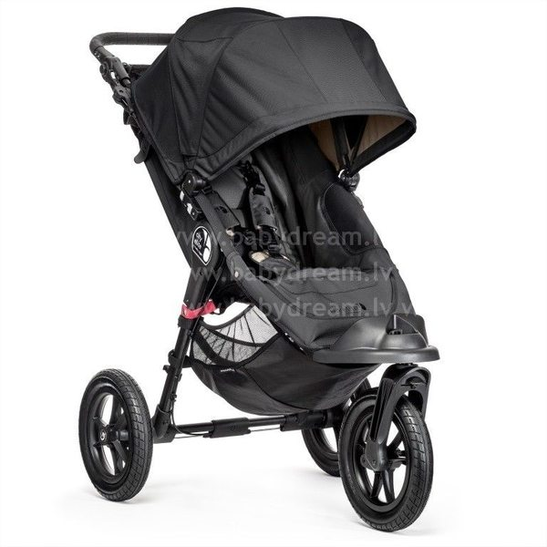Baby Jogger City elite Black Bērnu rati