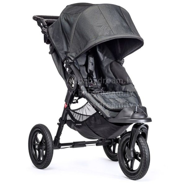 Baby Jogger City elite Charcoal/Denim Bērnu rati