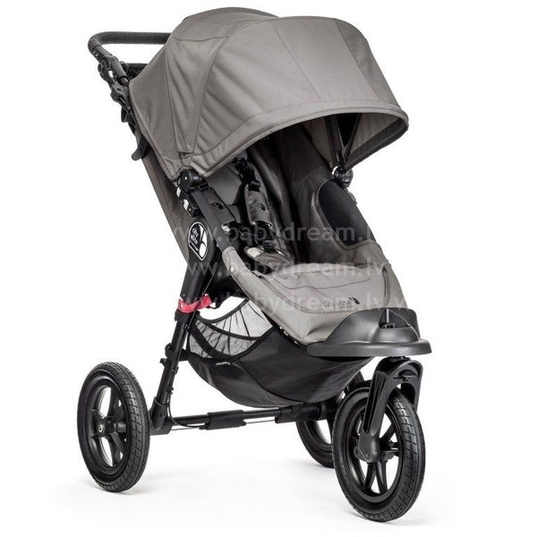 Baby Jogger City elite Gray Bērnu rati