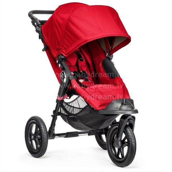 Baby Jogger City elite Red Bērnu rati