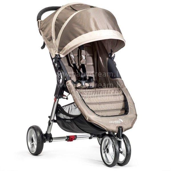 Baby Jogger City mini Sand/Stone Bērnu sporta rati
