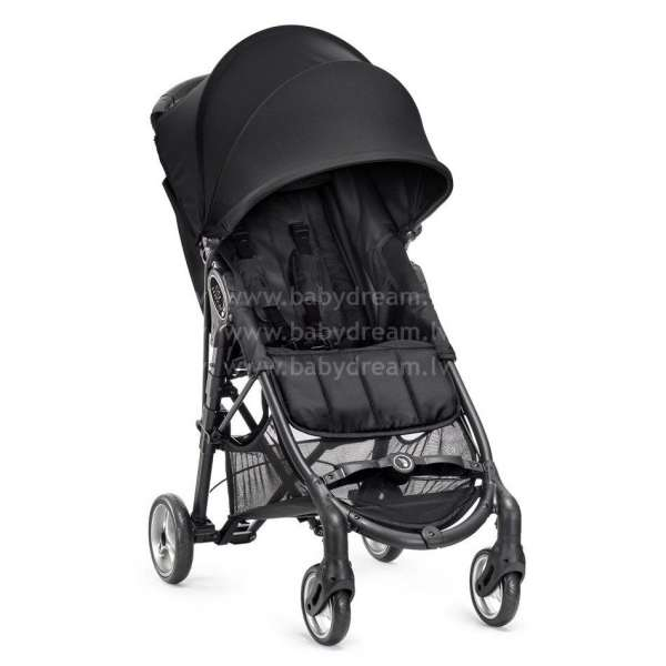 Baby Jogger City Mini Zip Black Bērnu sporta rati