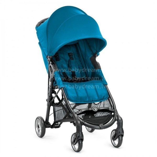 Baby Jogger City Mini Zip Teal Bērnu sporta rati