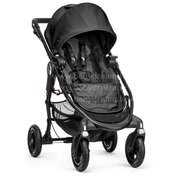 Baby Jogger City Versa GT Black Bērnu sporta rati