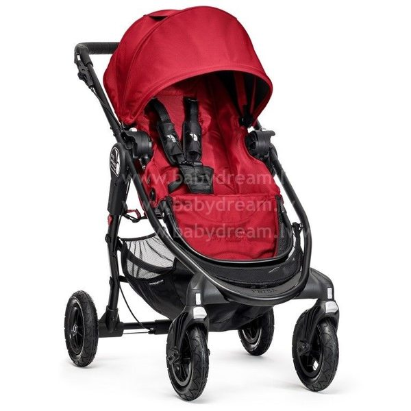 Baby Jogger City Versa GT Red Bērnu sporta rati