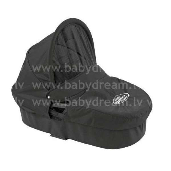 Baby Jogger Kulbiņa Komfort - Black/Black (City mini, Elite, Summit, Fit ratiem)
