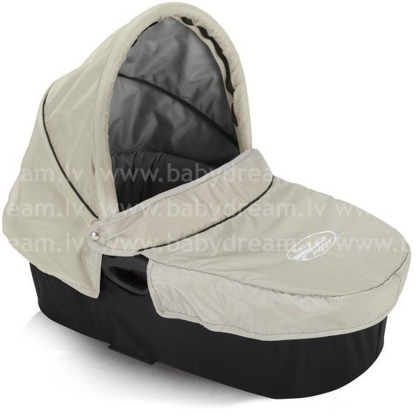 Baby Jogger Kulbiņa Komfort - Sand/Black (City mini, Elite, Summit, Fit ratiem)