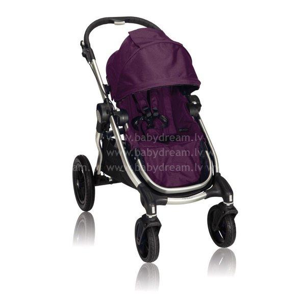 Baby Jogger City Select Amethyst Bērnu rati
