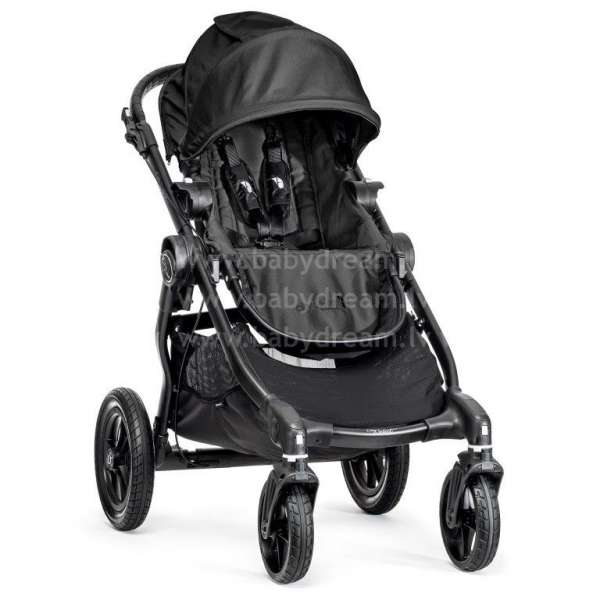 Baby Jogger City Select Black Bērnu rati