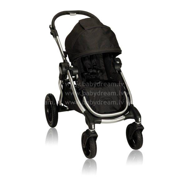 Baby Jogger City Select Onyx Bērnu rati