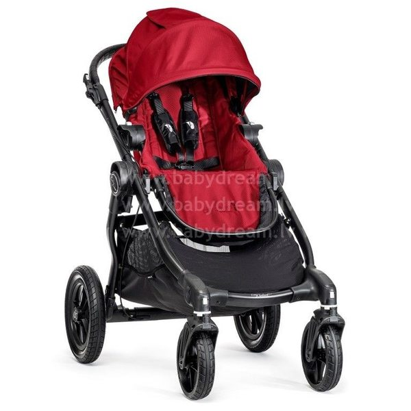 Baby Jogger City Select Red Bērnu rati