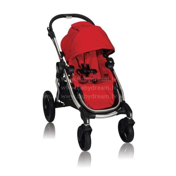 Baby Jogger City Select Ruby Bērnu rati
