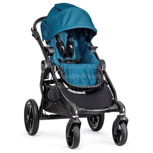Baby Jogger City Select Teal Bērnu rati