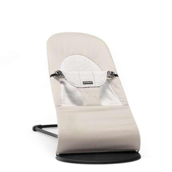 BabyBjorn Bouncer Balance Soft Bērnu šūpuļkrēsls, Beige, Cotton/Jersey