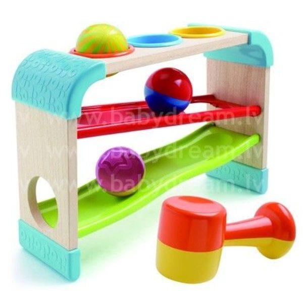 BKids Rotaļlieta Tap 'n Tilt Roller Rack, 004351