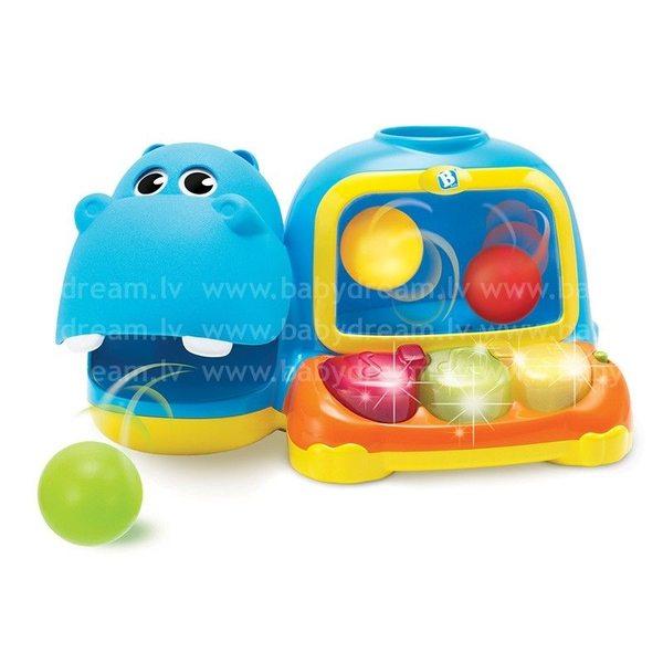BKids Rotaļlieta Hippo-Poppin' Piano Pal, 004641