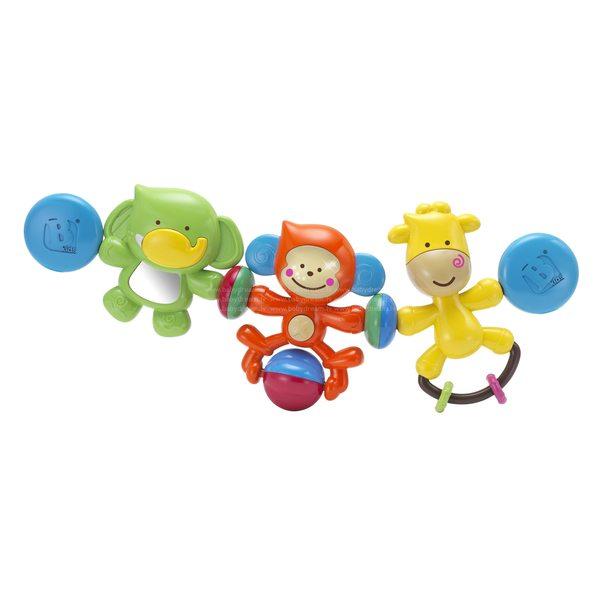 BKids Rotaļlieta ratiem Stroller bar, 004643