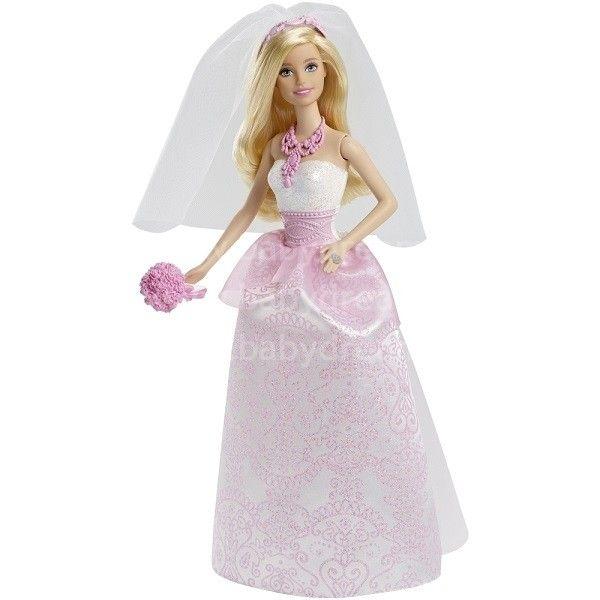 Barbie Lelle Royal Bride - Līgava, CFF37