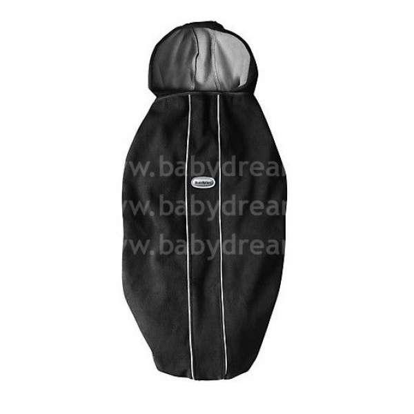 BabyBjorn Ķengursomas pārvalks Cover for Baby Carrier, Black