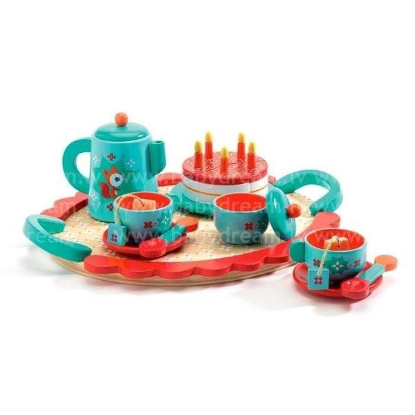 Djeco Lapsiņas tējas ballīte, DJ06633