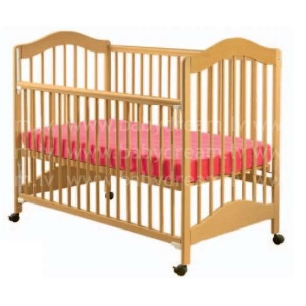 Drewex Jagoda Bērnu gulta ar nolaižamu sānu