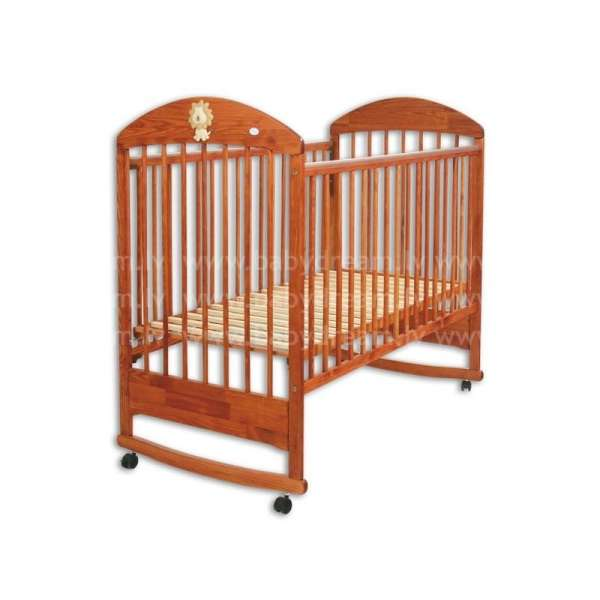 Drewex Lion Bērnu gulta, ar nolaižamu sānu
