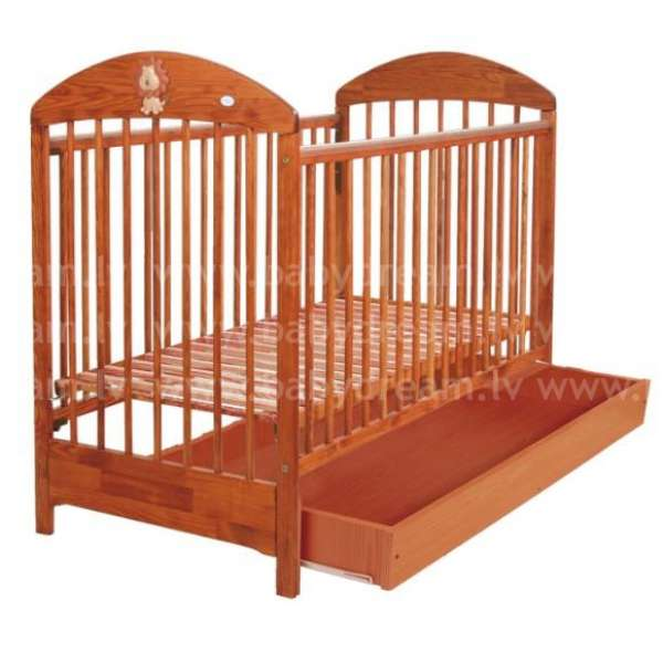 Drewex Lion Bērnu gulta, ar kasti