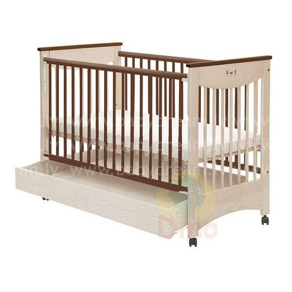 Drewex Mocca Bērnu gulta, ar kasti