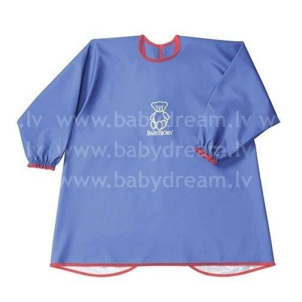 BabyBjorn Krekliņš ēšanai un spēlēšanai Eat and Play Smock Blue