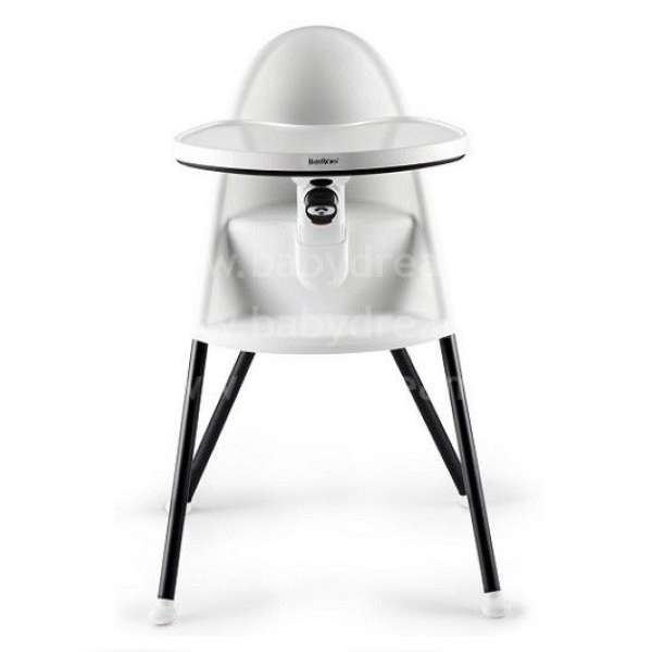 BabyBjorn Barošnas krēsls High Chair White