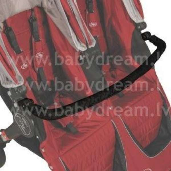 Baby Jogger City mini Double Bamperis ratiem
