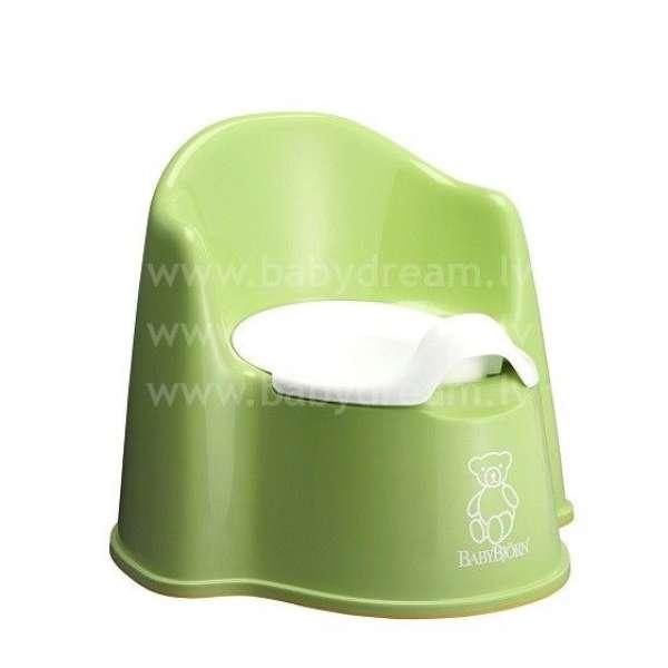 BabyBjorn Potty Chair Bērnu podiņš Green