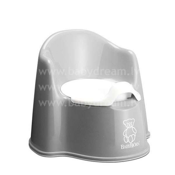 BabyBjorn Potty Chair Bērnu podiņš Gray